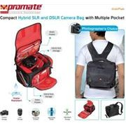 Promate linkPak Compact Hybrid SLR Bag with