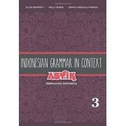 Indonesian Grammar in Context: Asyik Berbahasa Indonesia by Ellen Rafferty