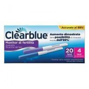 Procter & Gamble Srl Clearblue Fertili Stick 20+4