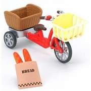 Epoch Sylvanian Families Sylvanian Family Doll &Quot;Bicycle (For Adults) Ka-617 &Quot;