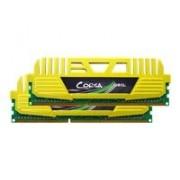 GeIL Memoria RAM 16GB, 2x8GB, PC3 12800 1600MHz CORSA Heatsink System 9-9-9-28, Verde