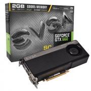 EVGA NVIDIA GeForce GTX660 Superclocked 2GB GDDR5 HDMI Video Card 02G-P4-2662-KR