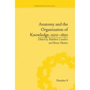 Anatomy and the Organization of Knowledge, 1500 1850