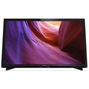 "Philips 24PHH4000/88 Televisor LED 24"" HD 100hz"