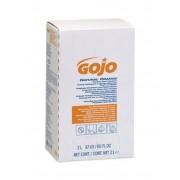 Limpiador profesional de manos Natural Orange Pro 4ud