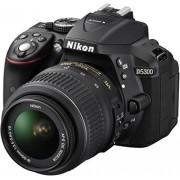 Nikon D5300 AF-S DX NIKKOR 18-55 VR [Versione EU]