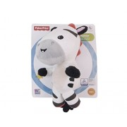 Fisher Price 40920 - Happy People Doudou Zèbre