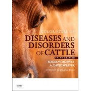 Color Atlas of Diseases and Disorders of Cattle by Roger Blowey