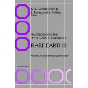 Handbook on the Physics and Chemistry of Rare Earths by Stefan H