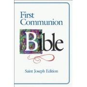 St. Joseph First Communion Bible-Nab