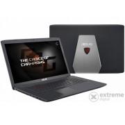 Notebook Asus GL752VW-T4021D, gri