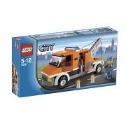 Lego - 7638 - Jeu De Construction - City - Traffic - La Dépanneuse