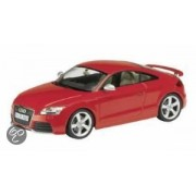 Audi TT RS Coupe, rood
