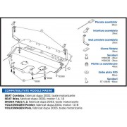 Scut Motor Metalic Seat Cordoba