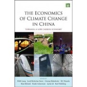 The Economics of Climate Change in China by Fan Gang