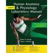 Human Anatomy & Physiology Laboratory Manual with MasteringA&P, Main Version, Update by Elaine N. Marieb