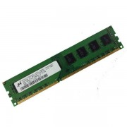 Ram Barrette Mémoire MICRON MT8JTF25664AZ-1G6M1 2Go DDR3 PC3-12800U 1600Mhz CL11