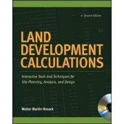 Land Development Calculations by Walter Martin Hosack