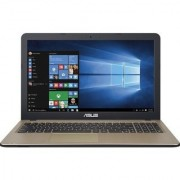 Asus X540LA-XX538D Laptop (5th Gen. Intel Core i3/ 4GB RAM/ 1TB HDD/ DOS/ 15.6) Chocolate Black