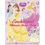 Disney: Princess Enchanted Ultimate Sticker Book by Jo Casey