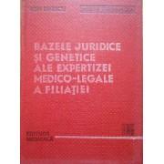 Bazele Juridice Si Genetice Ale Expertizei Medico-legale A Filiatiei - Ion Enescu Moise Terbancea