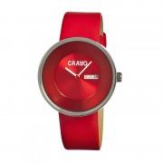 Crayo Cr0206 Button Unisex Watch