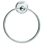 Croydex Westminster Porte-serviettes anneau Chrome