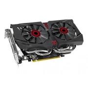 ASUS-STRIX GTX960-DC2OC 4GD5 NVIDIA GTX-OC-960 1253MHz, Boost 1317MHz 7010MHz) 4 GB, 128 bit, GDDR5 I-DL-DVI HDMI DP, 3 x PCI-E, Scheda grafica