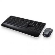 Kit tastatura si mouse Logitech Cordless MK520
