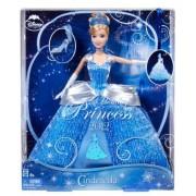 Disney Princess - Cendrillon Princesse Merveilleuse - Fêtes De Noel 2012 - 28 Cm - Mattel