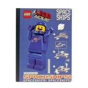 LEGO Movie Composition Book Benny
