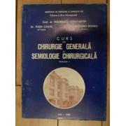 Curs De Chirurgie Generala Si Semiologie Chirurgicala Vol. 1 - Colecticiv