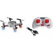 Aeromodel Revell Mini Remote Control Quadcopter Nano Quad White Red