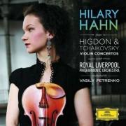 Hillary Hahn, Vasily Petrenko, Royal Liverpool Philarmonic Orchestra - Higdon & Tchaikovsky - Violin Concertos (0028947787778) (1 CD)
