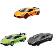 MAISTO COLLECTION-1 4.5 PULL BACK DIE-CAST METAL CARS
