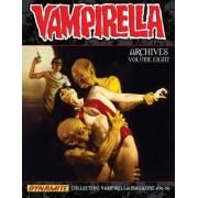 Vampirella Archives Volume 8 by Howard Chaykin