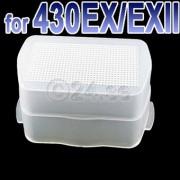 Blixt diffuser för Canon 430EX