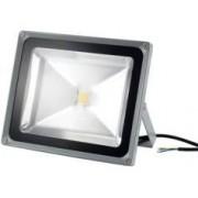 Luminea Projecteur étanche IP65 à LED 50 W Blanc chaud