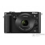 Aparat foto Nikon 1 V3 (obiectiv 10-30mm PD Zoom), negru