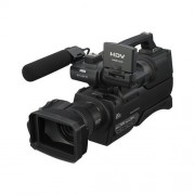 Sony HVR-HD1000E - Caméscope - 1080i - 3.2 MP - 10x zoom optique - Carl Zeiss - Mini DV (HDV) - noir mat