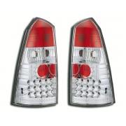 Stopuri cu LED Ford Focus Turnier DBW/DAW/DFW/DNWDB1/DA1 98-04 crom