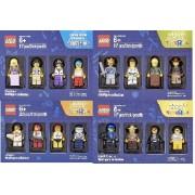 LEGO Bricktober 2013: Complete Minifigure Set