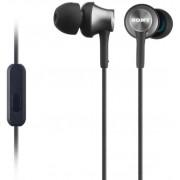 Casti Stereo Sony MDREX450APH, Jack 3.5mm, Microfon (Gri)