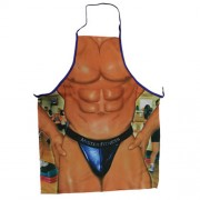 """Apron - Mister Fitness"""
