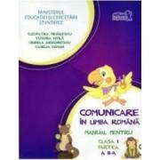 Comunicare in limba romana cls I partea II + Cd - Tudora Pitila Cleopatra Mihailescu