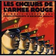 Les Choeurs De L'Armee Rouge - Les Choeurs De L'Armee Rouge Volume 1 (0094638000228) (1 CD)
