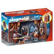 Playmobil 5637 - Play Box Bottega delle Spade