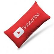 Almofada Youtube Subscribe