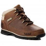 Туристически oбувки TIMBERLAND - Euro Sprint Hiker A121K Brown