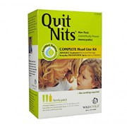 WILD CHILD QUIT NITS (Complete Head Lice Kit) Family Pack